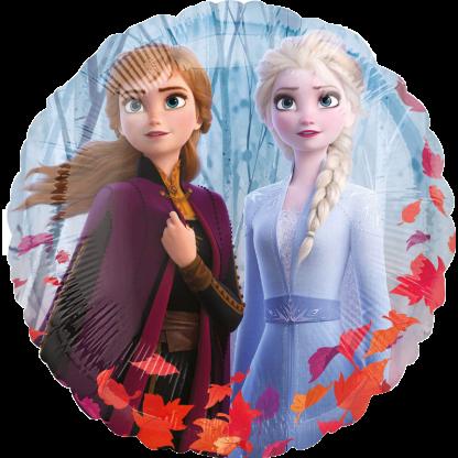 Frozen Eiskönigin Anna und Elsa mit Olaf