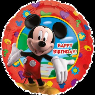 Alles Gute zum Geburtstag Folienballon Mickey Mouse