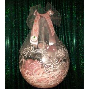Hochzeitsballon Geldgeschenk