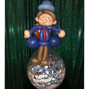 Geschenkballon Geburtstagsballon