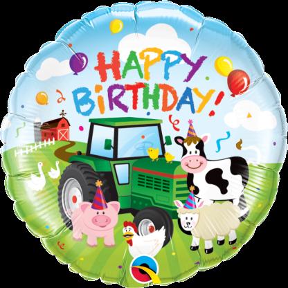 Alles Gute zum Geburtstag Tiere auf dem Bauernhof
