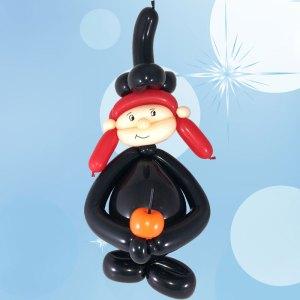 Hexe-Halloween-Kürbis-Ballonfigur-Ballons-Saarland-Rheinland-Pfalz-Homburg-Neunkirchen-Saarbrücken-Birkenfeld