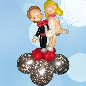 Hochzeit-heiraten-Hochzeitspaar-Just-Married-Ballonfigur-Ballons-Saarland-Rheinland-Pfalz-Homburg-Neunkirchen-Saarbrücken-Birkenfeld-Kusel-Kaiserslautern
