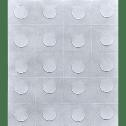 Ballonklebepunkte Ballonkleber Karte 20 Klebepunkte