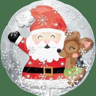 Weihnachten Silvester