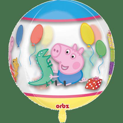 Peppa Pig Wutz Ballon Folienballon Heliumballon