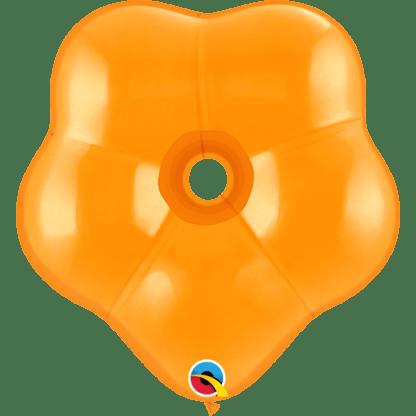 Qualatex Blossom Ballon Jewel Orange