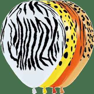 Sempertex Ballon Jungel Muster
