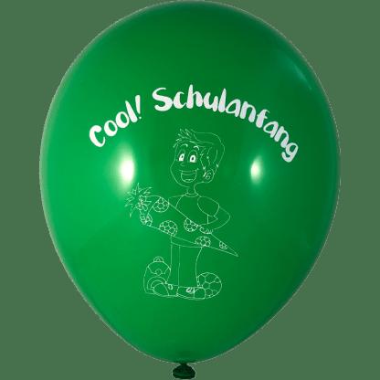 Cool Schulanfang 30 cm Grün