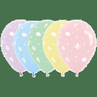 Sempertex Ballons Baby Motiven Fashion