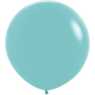Sempertex Europe Rundballon Auqamarin 36 Inch