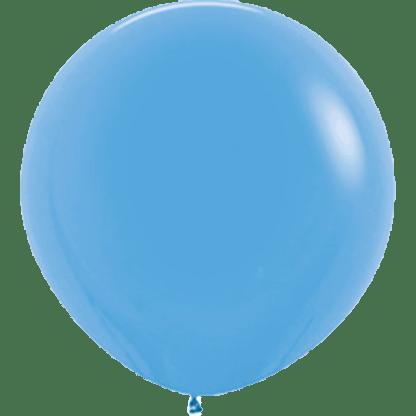 Sempertex Europe Rundballon Blue 36 Inch