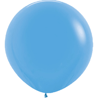 Sempertex Europe Rundballon Blue 36 Inch