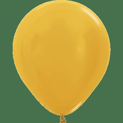 Sempertex Ballons Metallic Gold 45 cm
