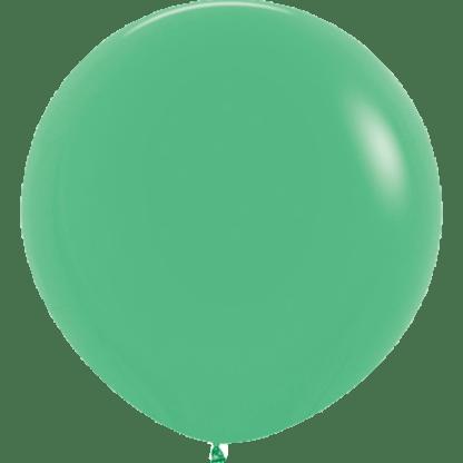 Sempertex Europe Rundballon Green 36 Inch