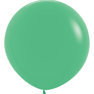 Sempertex Europe Rundballon Green 36 Inch