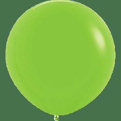 Sempertex Europe Rundballon Lime Green 36 Inch