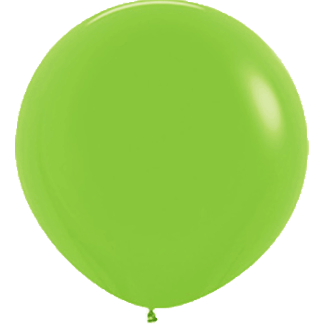 Sempertex Europe Rundballon Lime Green 36 Inch