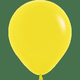 Sempertex Europe Ballons Yellow 18 Inch