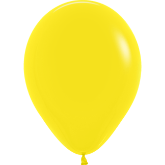 Sempertex Ballons Fashion Gelb