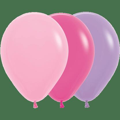 Sempertex Ballons Fashion Sortiment Girl Colour
