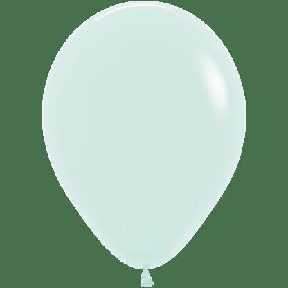 Sempertex Ballons Pastell Matte Green