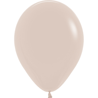 Sempertex Ballons Fashion White Sand