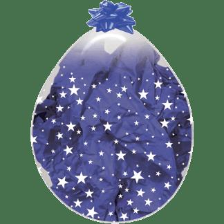 Sempertex Verpackungsballon Sterne