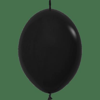 Sempertex Link O Loon 30 cm Schwarz