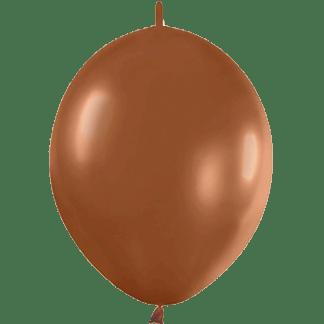 Sempertex Link O Loon 30 cm Caramel