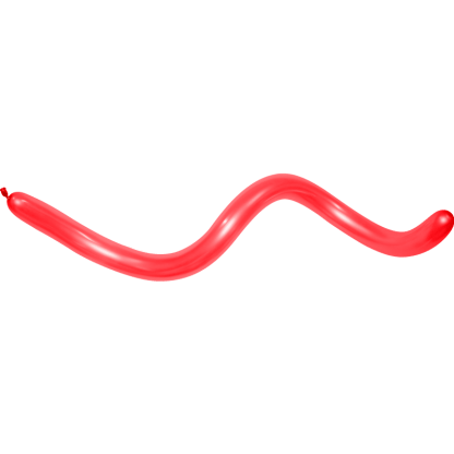 Sempertex Modellierballons 360 Rot