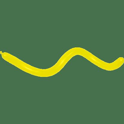Sempertex Modellierballons 360 Gelb