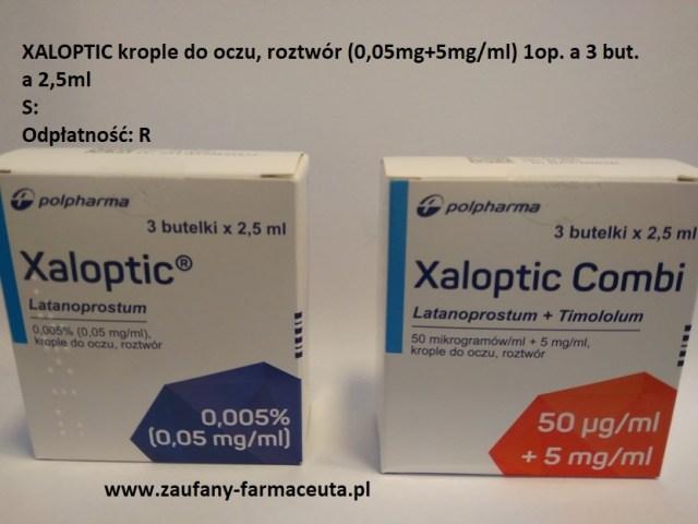 Xaloptic czy Xaloptic Combi
