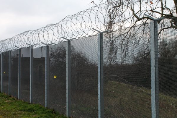 Zaun' High Security Perimeter Fencing Ideal Utilities