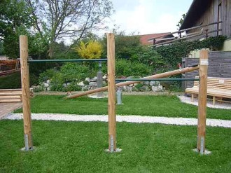 Holzzäune Rundholzprodukte Holz Im Garten Roland Krammer Petting