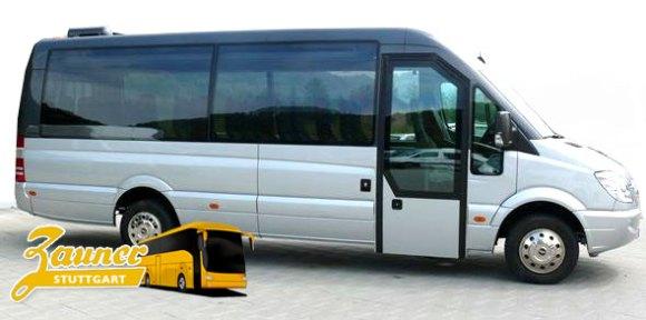 der minibus 17 24 sitze zum mieten busreisen zauner in stuttgart busvermietung vermittlung. Black Bedroom Furniture Sets. Home Design Ideas