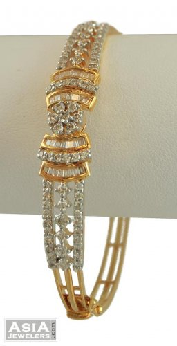 18k Exclusive Diamond Kada AjDi55155 US 4853 18k