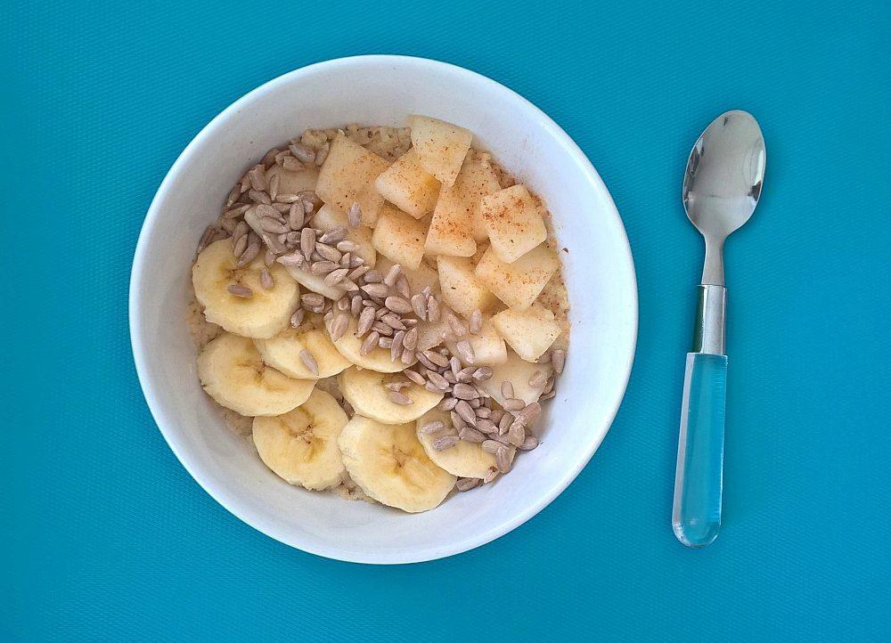 Zdrowe śniadanie w mniej niż 10 minut!