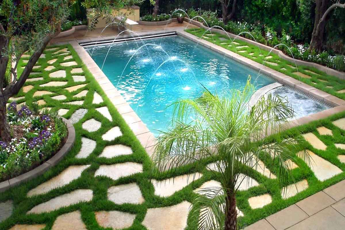 5 Reasons Why You Should Include A Pool In Your Garden Design Zawadzki Landscaping