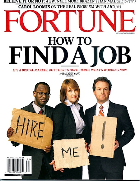 Finding a job can be difficult in this job market. Here are some tips.