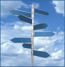 signposts - which istikhara to follow?