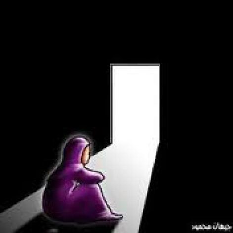 girl praying,