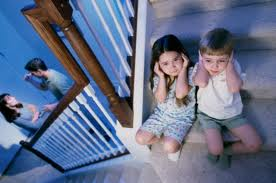 children affected by argumentative parents