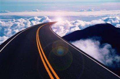 path heaven hell road