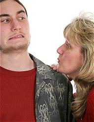 emotionally depedant, in law, demanding