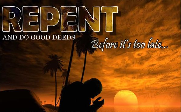 Repent before the Day when Allah will Question you