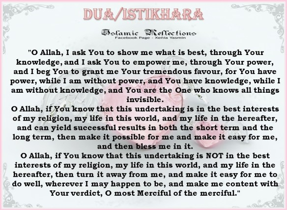 Istikhara dream interpretation | IslamicAnswers com: Islamic
