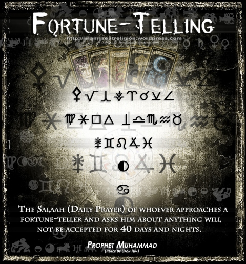 Fortune telling and Islam