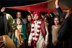 A Pakistani wedding