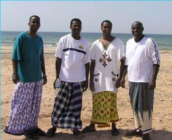 Somali men